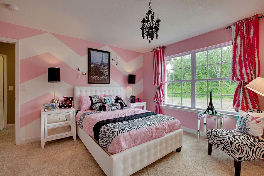 Trong phòng ngủ, gia chủ nên sử dụng những bóng đèn có ánh sáng vàng dịu