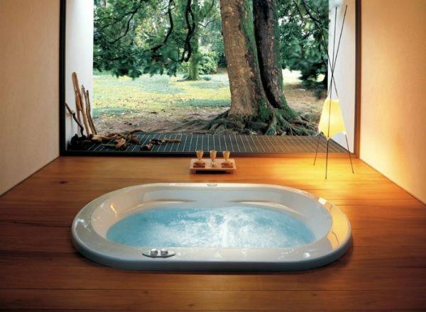 Thiết kế trang trí nhà tắm thành Spa thu nhỏ tại nhà