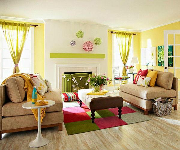 Sáng tạo với các họa tiết trong nhà sẽ làm không gian thêm sinh động