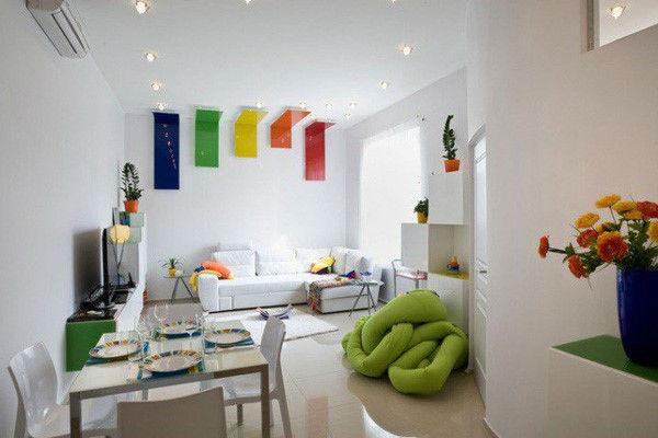 Mẹo vặt trang trí nội thất giúp ngôi nhà thêm phần ấm cúng