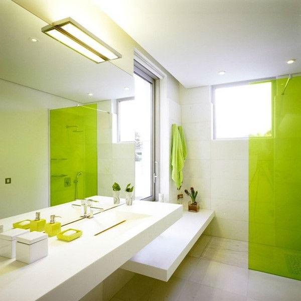 Hãy biến phòng tắm thành sân khấu riêng của bạn