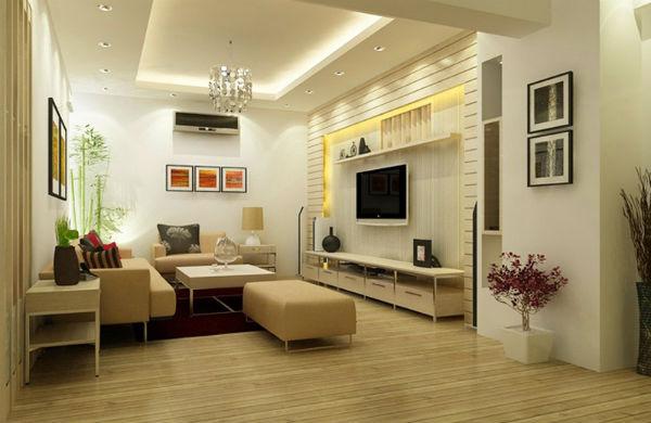 Phòng khách là nơi đón tiếp khách đến nhà vì vậy cần được trang trí chỉnh chu