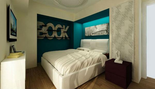 Phòng ngủ là nơi nghỉ ngơi thư giãn sau một ngày dài làm việc