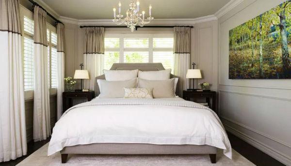Cửa sổ sẽ  giúp căn phòng sáng sủa và tràn đầy sức sống.