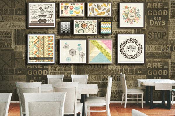 Thiết kế trang trí quán café độc và lạ trong nhà trệt
