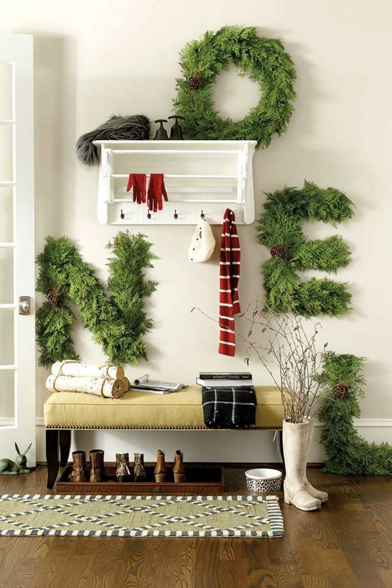 Các xu hướng thiết kế nội thất cho mùa Noel