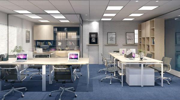 Tùy vào diện tích văn phòng có những cách thiết kế khách nhau cho phù hợp