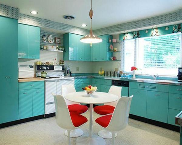 Trang trí nội thất bếp tạo nên không gian ấm áp cho căn nhà