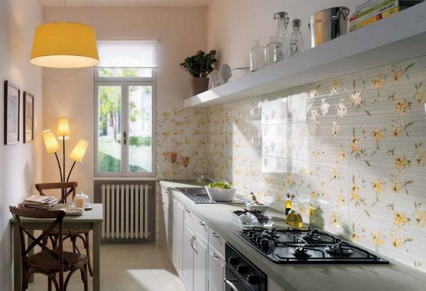 Trang trí nội thất bếp tạo một không khí ấm cúng cho gia đình