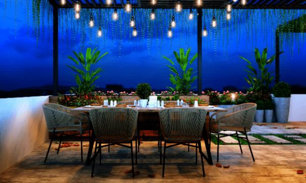 Trang trí nội thất nhà hàng là một trong những tiêu chí vô cùng quan trọng