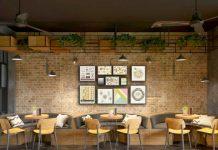 Trang trí nội thất quán cafe