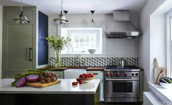 Nhà  bếp được xem là nơi vun đấp tình cảm của cả gia đình