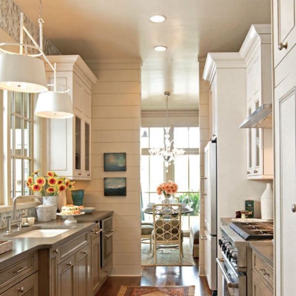 Lựa chọn những nội thất nhà bếp phù hợp với ngôi nhà