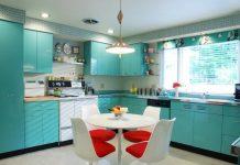 Xu hướng trang trí nội thất mới cho nhà bếp