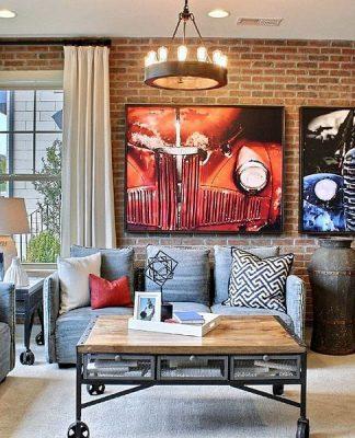Xu hướng trang trí nội thất phòng khách 2019