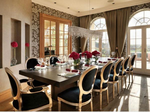 Phong cách trang trí nội thất Ý hiện đại đẹp mắt
