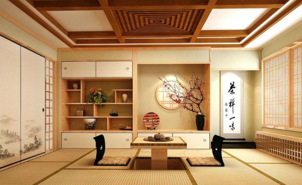 Phong cách nội thất Nhật Bản là một trong những phong cách nội thất tiêu biểu của Phương Đông