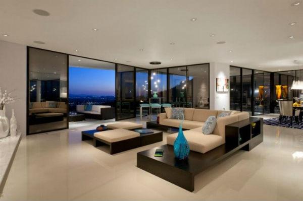 Cân nhắc về kích thước phòng khách trước khi bố trí nội thất