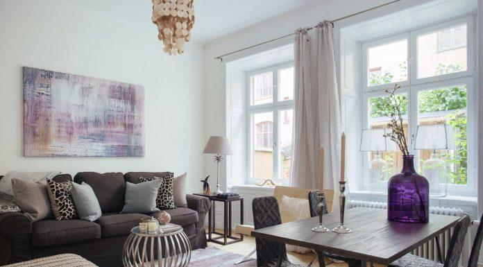 Cách thiết kế nội thất chung cư 45m2 ấn tượng