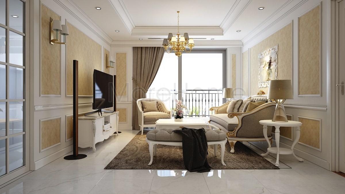 Mẫu thiết kế nội thất chung cư diện tích nhỏ nên biết