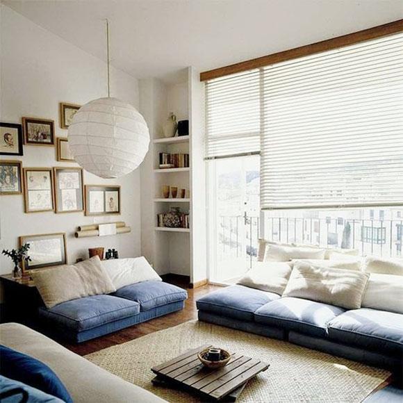 Nội thất phòng khách chung cư nhỏ