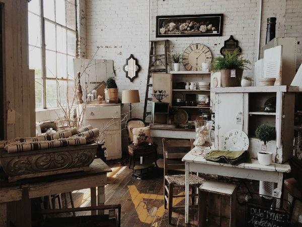 Phong cách vintage trong nội thất có gì độc đáo?