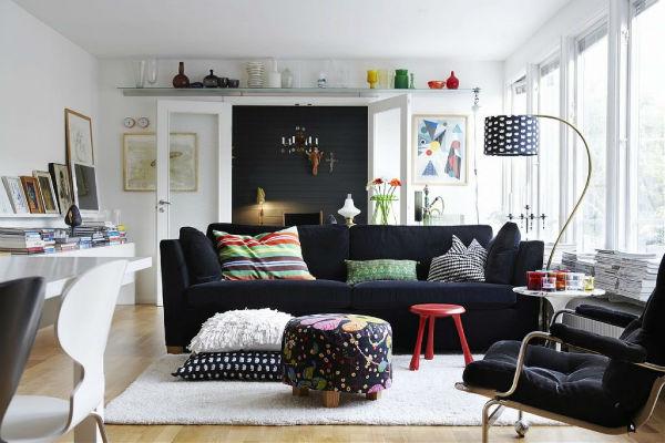 Phong cách nội thất Scandinavia là đặc trưng của vùng Bắc Âu