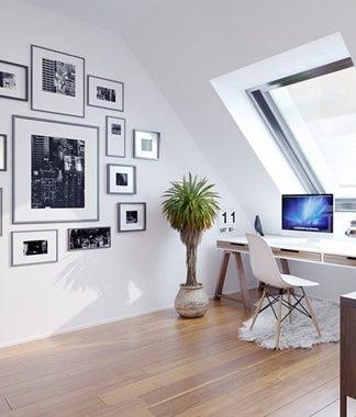 Trang trí nội thất cho phòng làm việc tại nhà