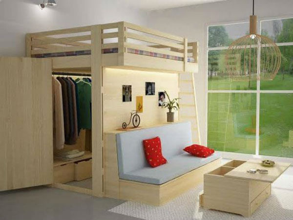 Phòng ngủ là nơi riêng tư nhất của bạn vì thế hãy chăm chút nó cẩn thận