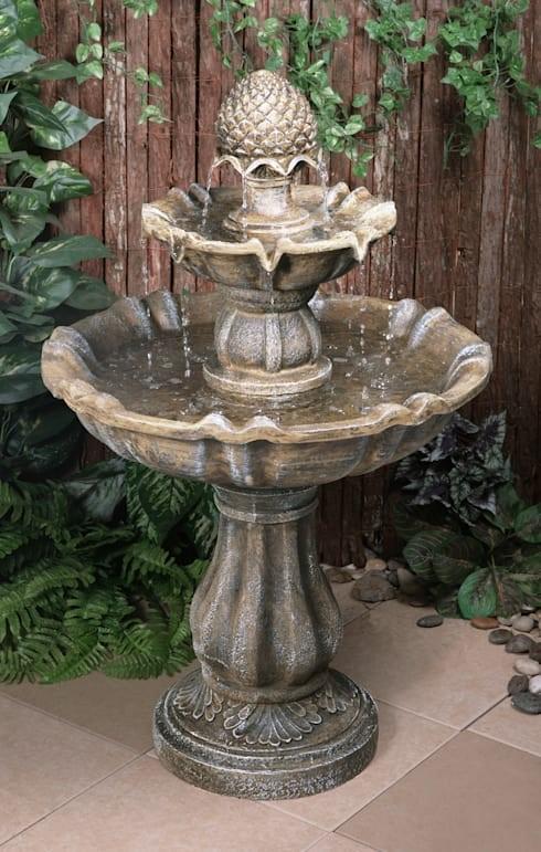 Nước là biểu tượng của sự dồi dào, giàu có