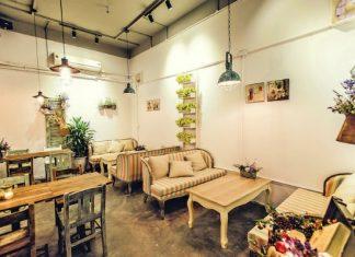 Cách Trang Trí Quán Café Độc Lạ