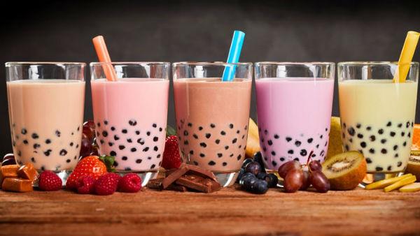 Trà sữa thức uống quen thuộc của giới trẻ