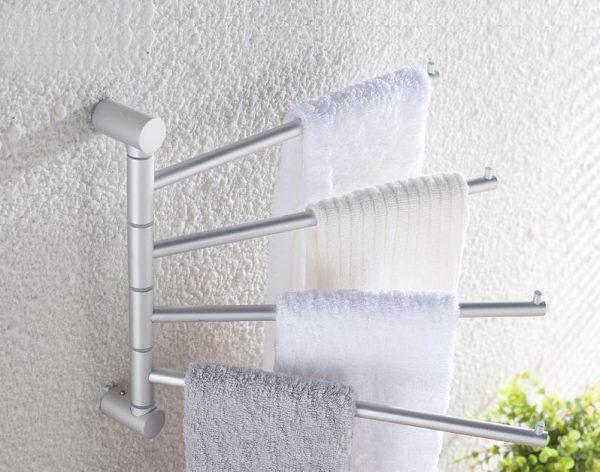 Thường xuyên vệ sinh các loại đồ vải trong phòng tắm