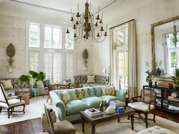 Phong cách thiết kế nội thất Vintage làn gió mới cho không gian sống