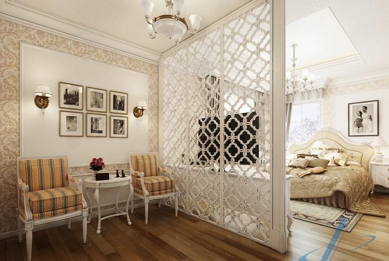 Thiết kế nội thất không gian phòng ngủ mở