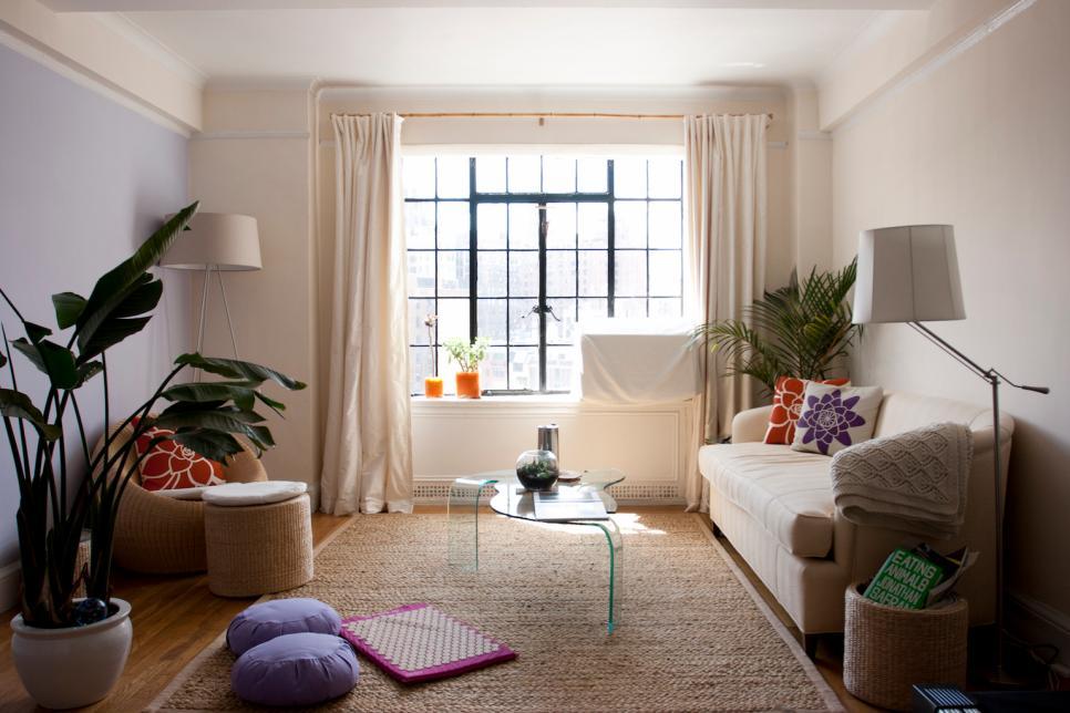 TRang trí nội thất không gian nhỏ hẹp