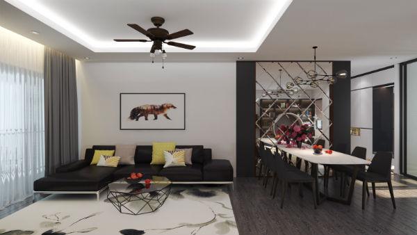 Trang trí nội thất phong cách tối giản