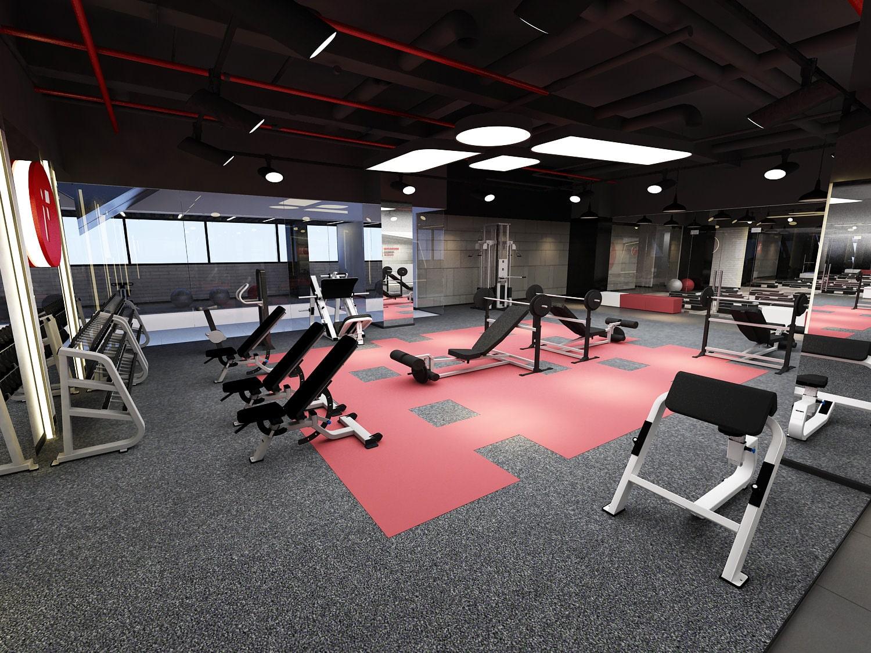 Các Tiêu Chuẩn Thiết Kế Phòng Tập Gym Đẹp